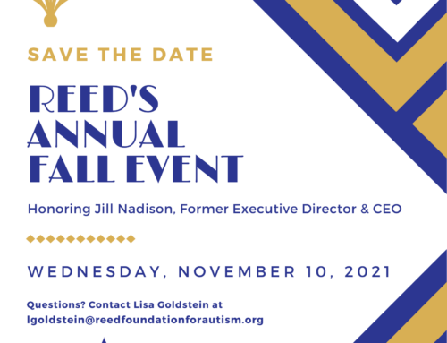 Join us at REED's Annual Fall Event